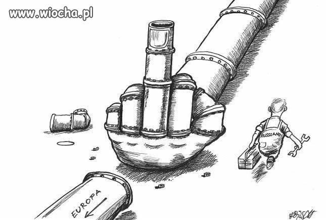 Ruski monter gazowy