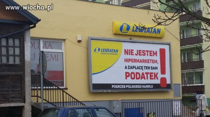 Tak kończy Polski handel...