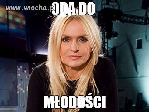 Monika Olejnik we wczorajszym programie powiedziała