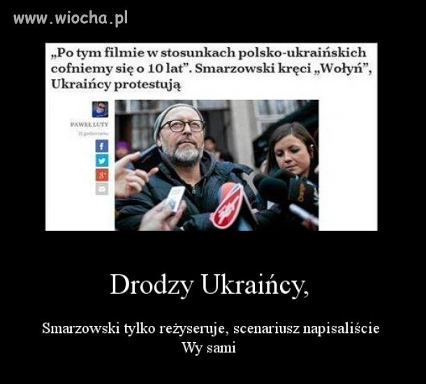 Ukraińcy protestują ...