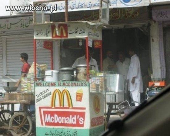 McDonald jest wszędzie