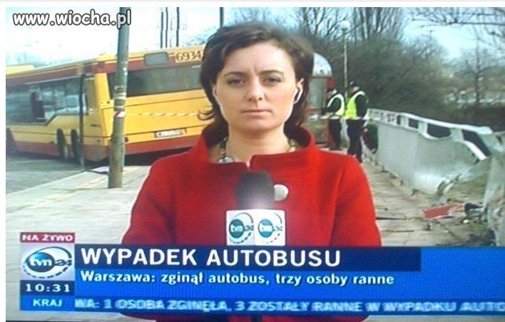 Ostatnio śmiertelność wśród autobusów...