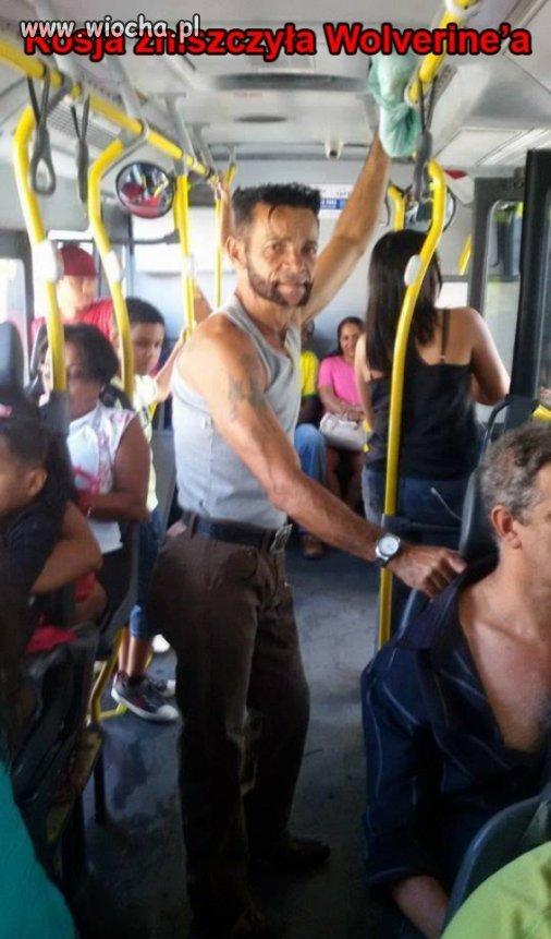 Wolverine 20-cia lat pózniej