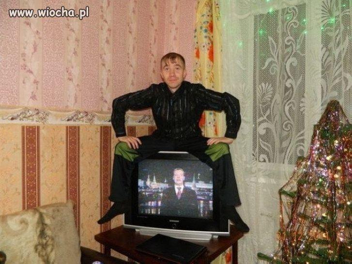 Wysiadywanie Tv