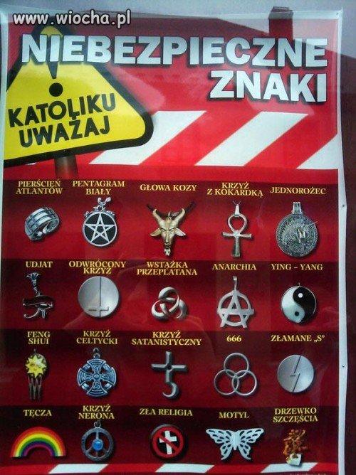 Nowa kategoria znaków ostrzegawczych!!!