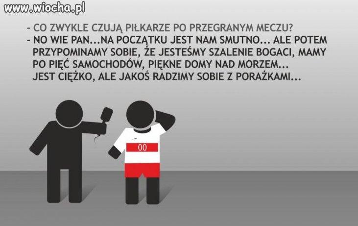 Polska reprezentacja.