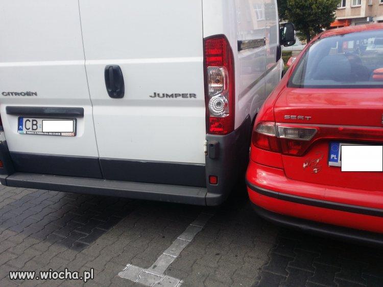 Naucz się parkować !