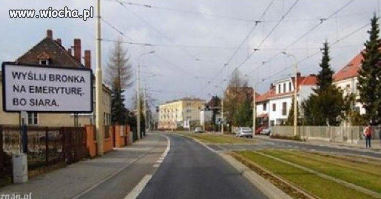A w Poznaniu...