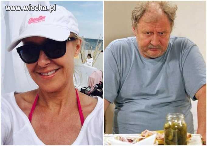 Agata Młynarska narzeka na polskie morze