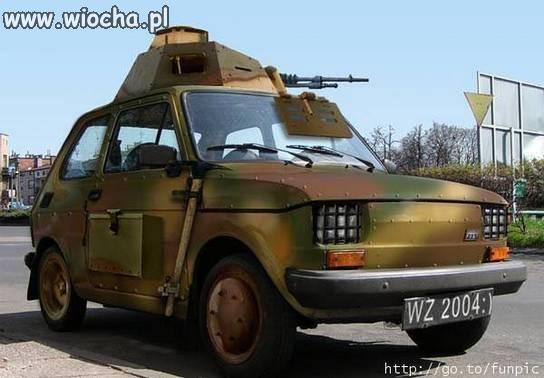 Wóz bojowy
