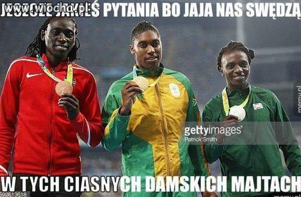 Medaliści/tki MŚ na 800 metrów
