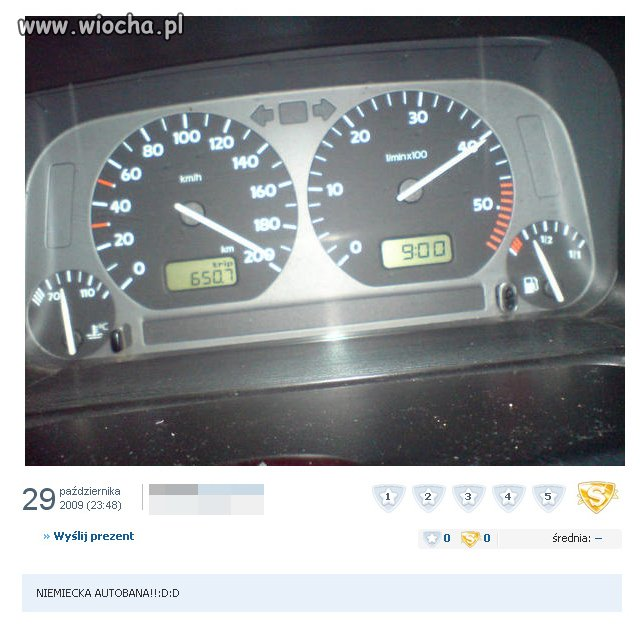 """""""Niemiecka autobana"""""""