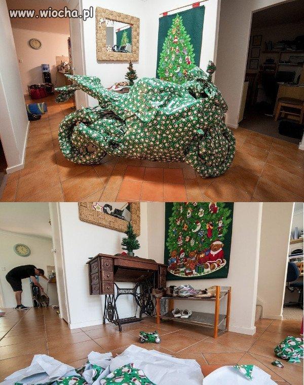 Troll wersja świąteczna