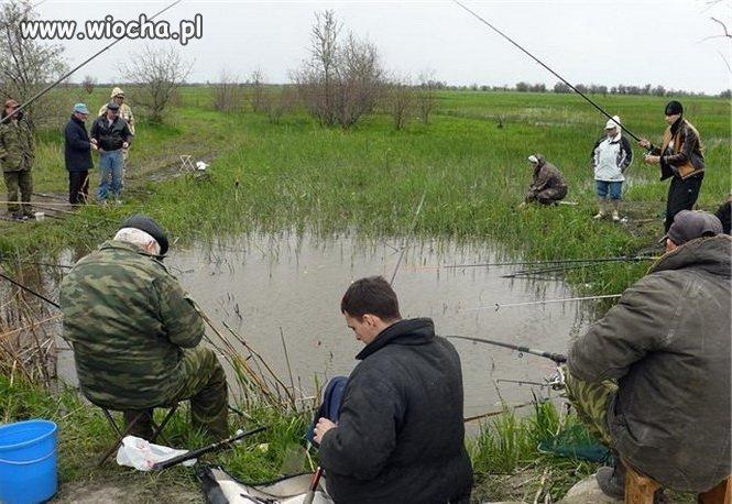 Z cyklu: Na rybach