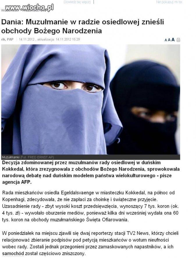 Tolerancja po muzułmańsku