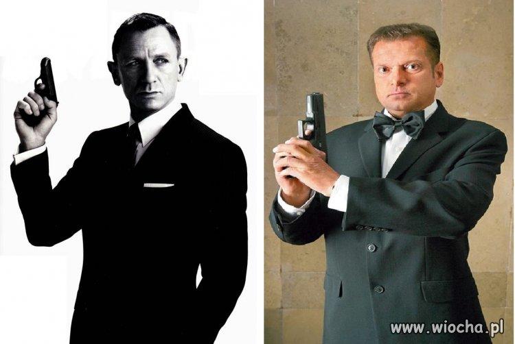 Polacy nakręcą swojego Bonda?...