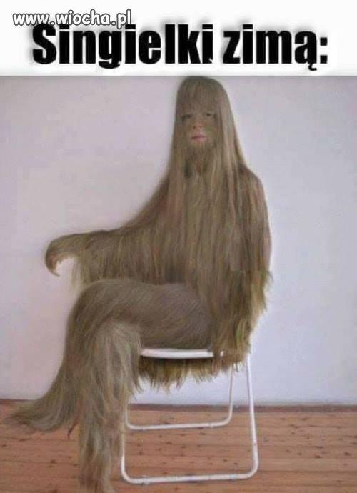 Czy Chewbacca nie pochodził czasem z wenus?