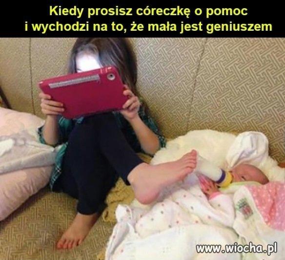 Dziecko XXI wieku.