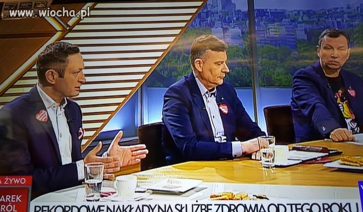 Dramat realizatorów TVPis