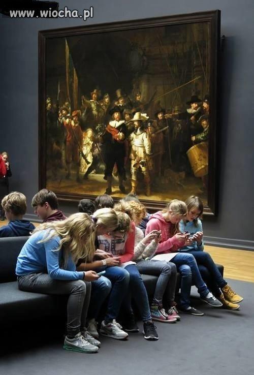 Wycieczka do muzeum