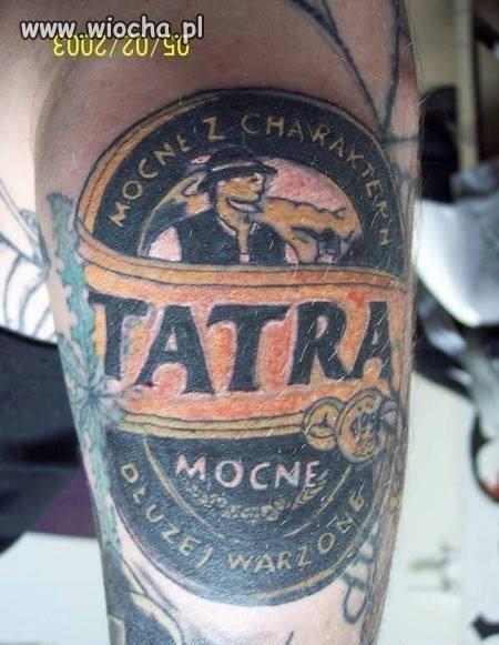 Widzia�em ju� r�ne tatua�e
