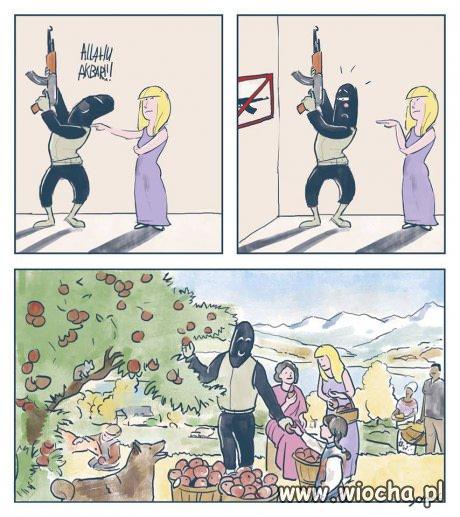 Sposób na terrorystów