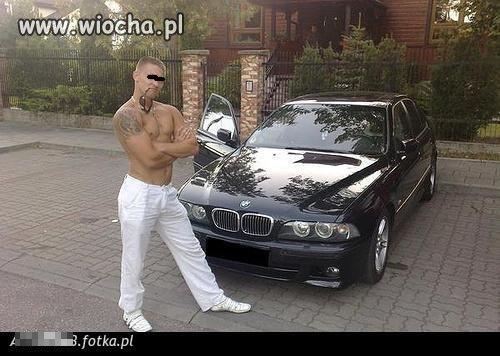 Jest kozak, jest BMW, jest WIOCHA.