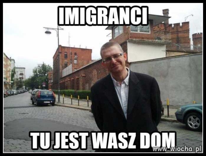 Grzegorza Brauna recepta na imigrant�w