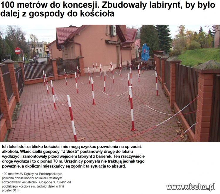 Strefa Prawa szariatu w Polsce już jest