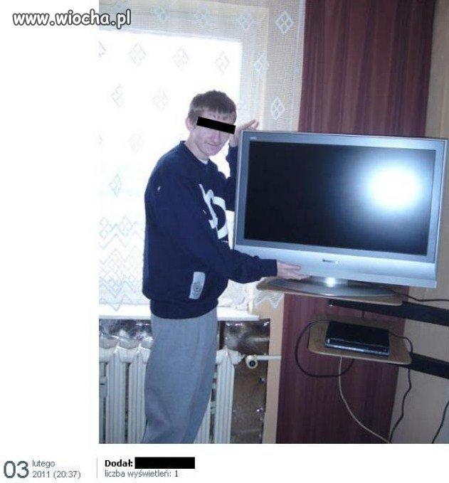 Nowy telewizor