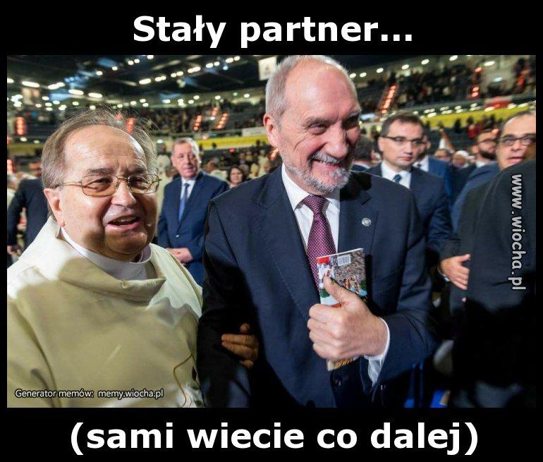 Stały partner...