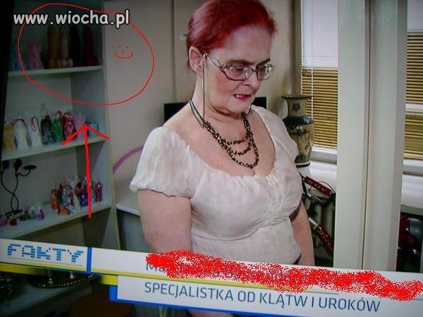 Specjalistka od Klątw