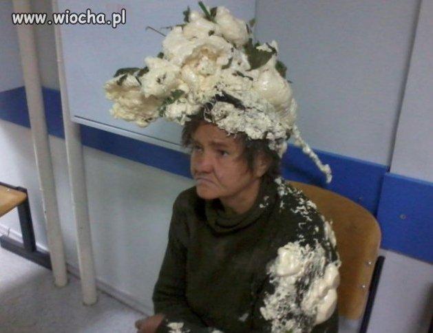 Babcia kontra pianka monta�owa