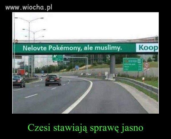 Tymczasem w Czechach.