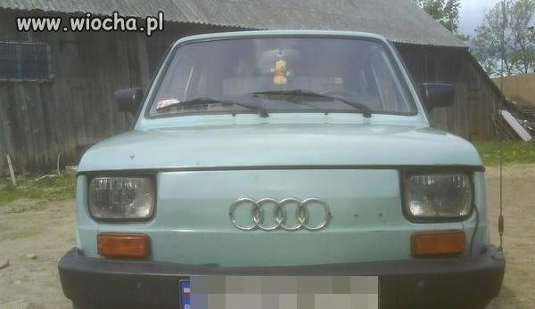 Audi 126p