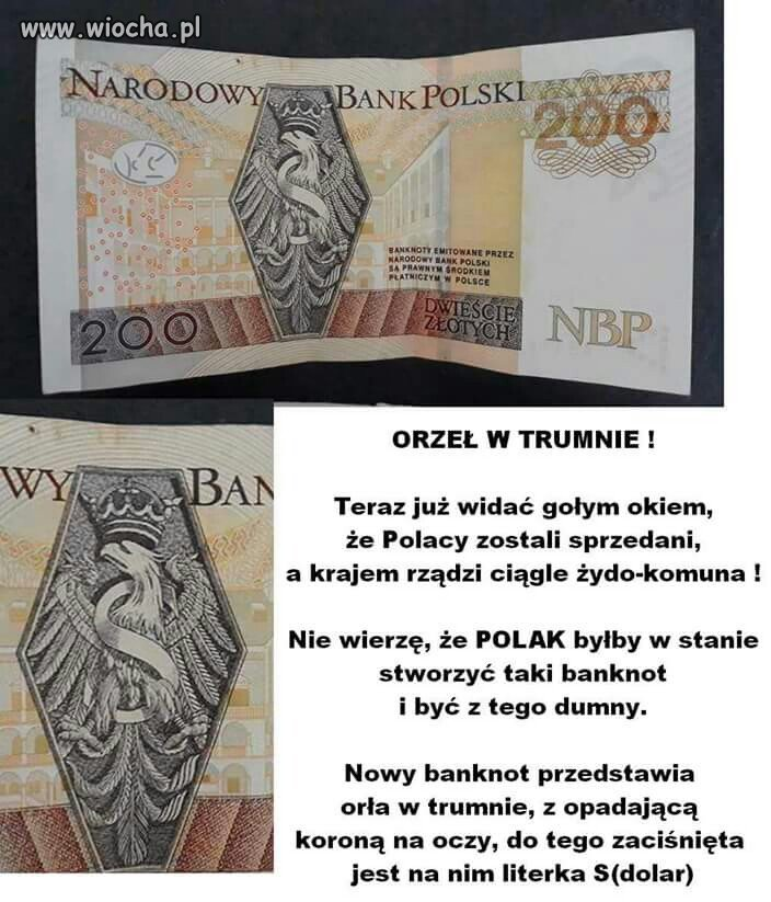 Nowy banknot?