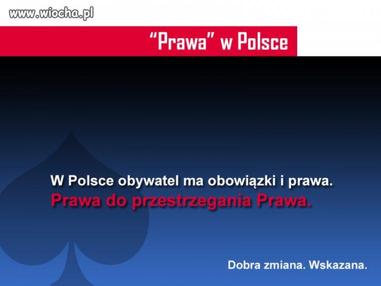Prawa w Polsce