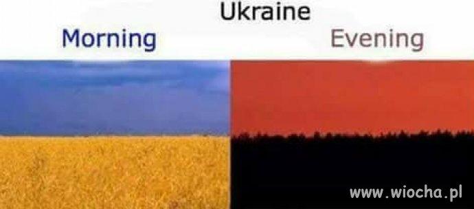 Ukraińcy...