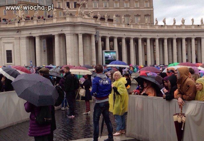 Na Placu Św Piotra