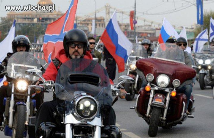 Wilki Putina - wiocha 100-lecia