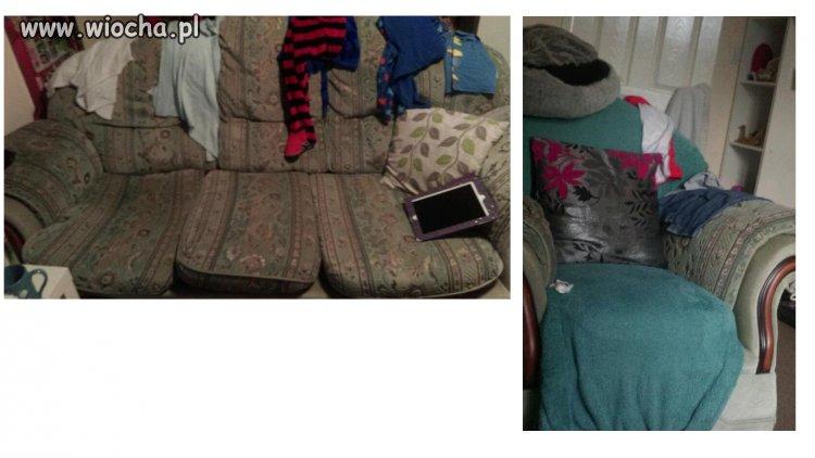 Sprzedam komfortową sofę