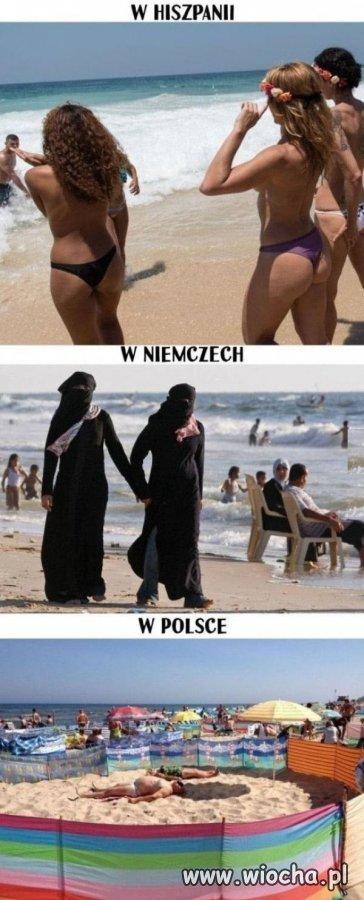 Plaże na świecie
