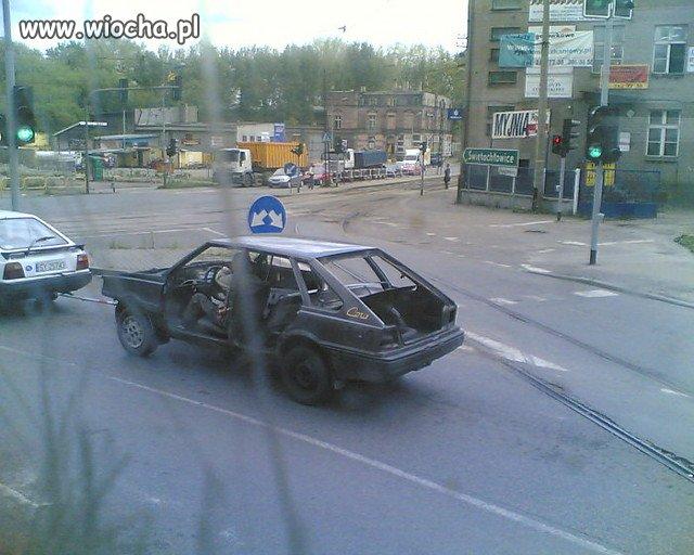 Coś nie tak z autem?