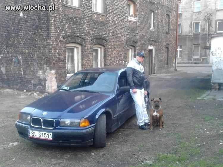 Ja i moje BMW zajebiste jest!!