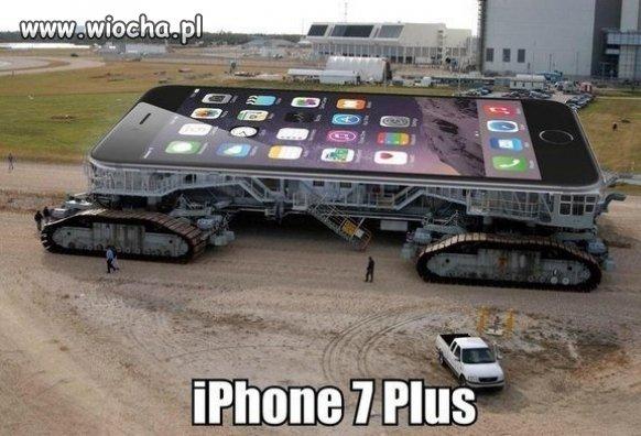 APPLE ZAPOWIEDZIAŁO NOWY TELEFON IPHONE 7 PLUS