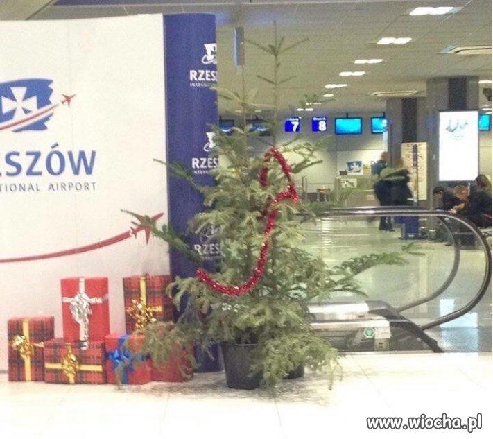 Lotnisko w Rzeszowie
