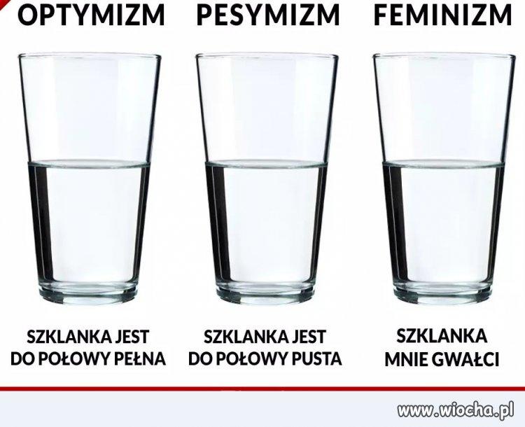 Trzy szklanki