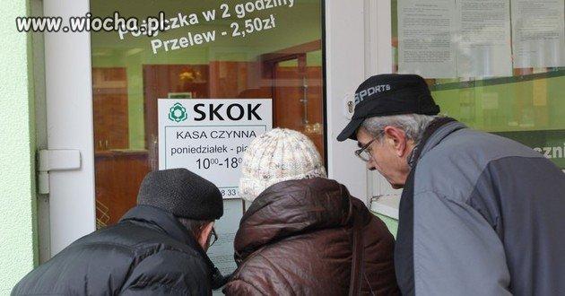 Padł SKOK Wielkopolska. Wyparowało 100 milionów zł