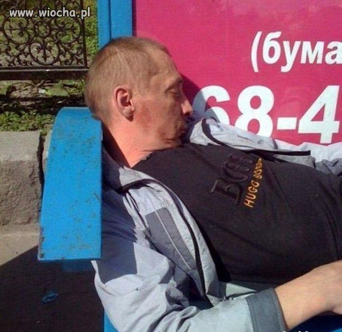 Putin po olimpiadzie ...