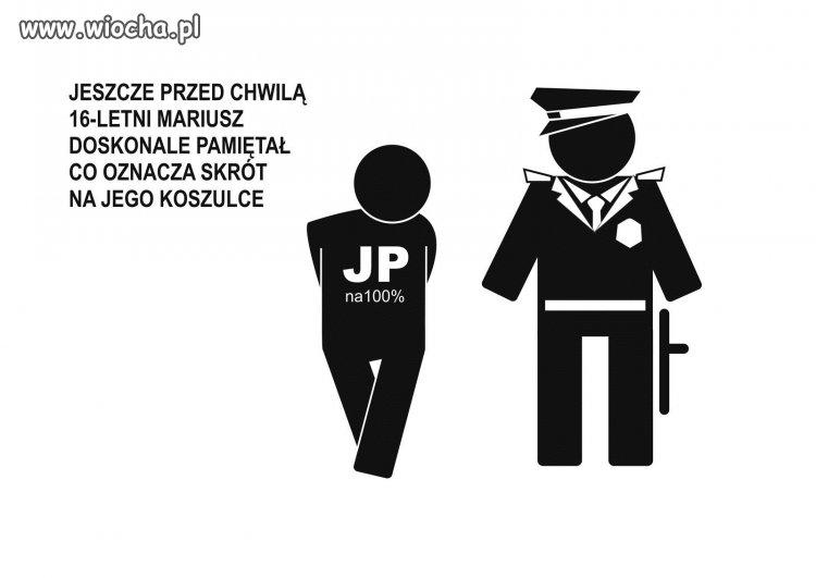 Prawdziwe oblicze nastolenich JP